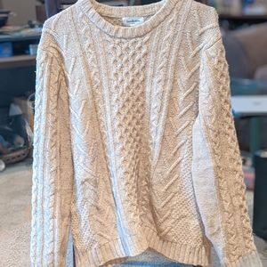 Goodfellow & Co. Crew Neck Cable Jumper